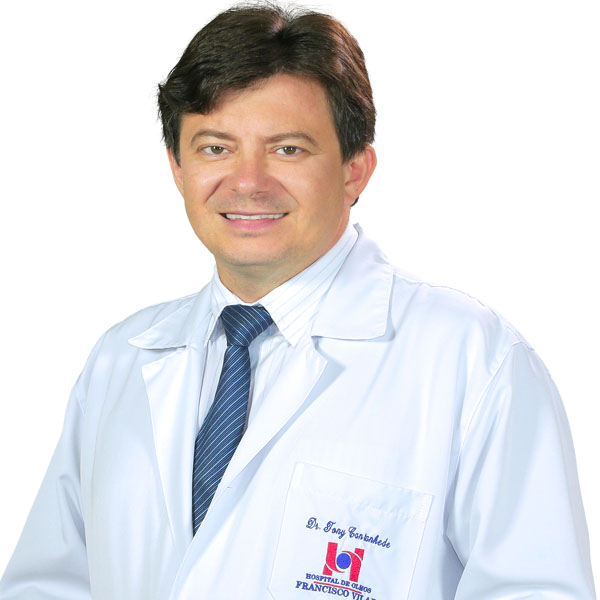 Dr. Tony Cantanhede