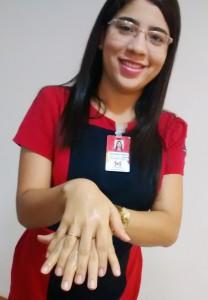 Higiene Mãos HOFV 005