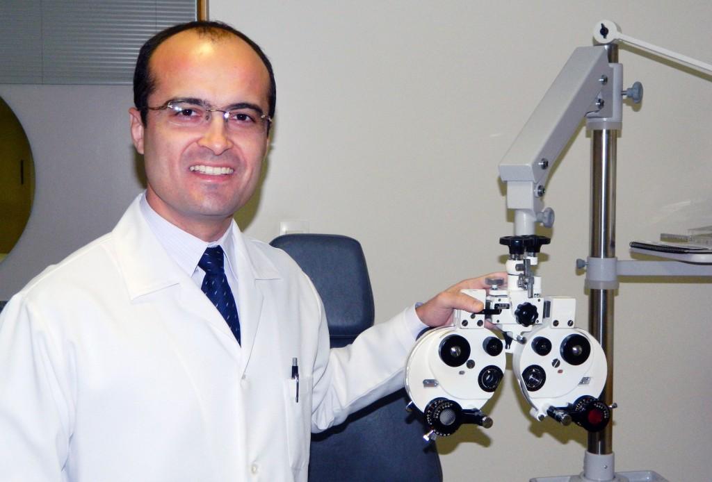 José Herculano - Oftalmologista, especialista em Glaucoma.