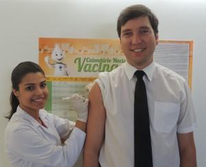 HOFV Vacinação 20162