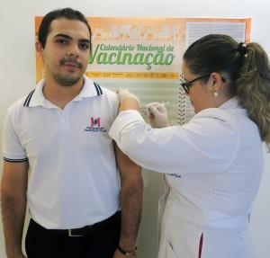 HOFV Vacinação 20163