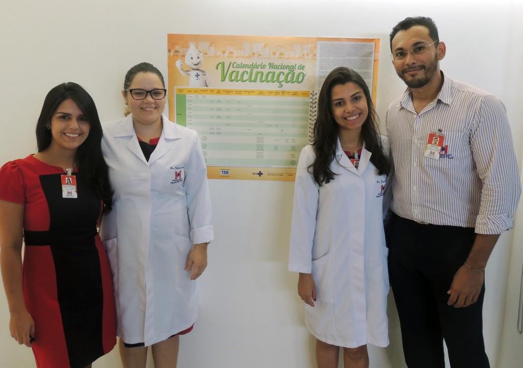 HOFV Vacinação 20164